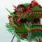 Новогодний танец дракона в Китае
