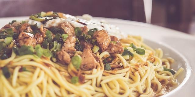 Китайская новогодняя кухня