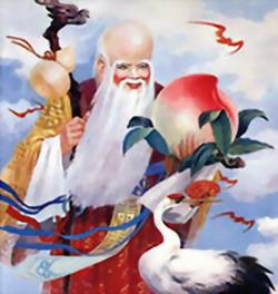Китайский новогодний рисунок